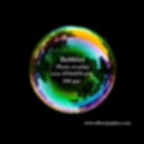 Soap bubbles for photoshop - ( viridian sky)