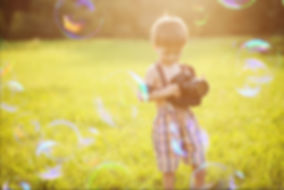 Bubbles Photoshop Action |  Awesome Bubble Photo Overlays