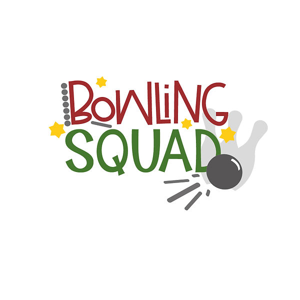 Bowling squad   Free Iron on Transfer Slay & Silly Quotes T- Shirt Design in Png