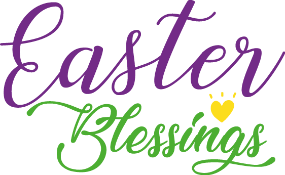 Easter Blessings | Easter and Bunny Quotes & Signs for Cricut and Silhouette