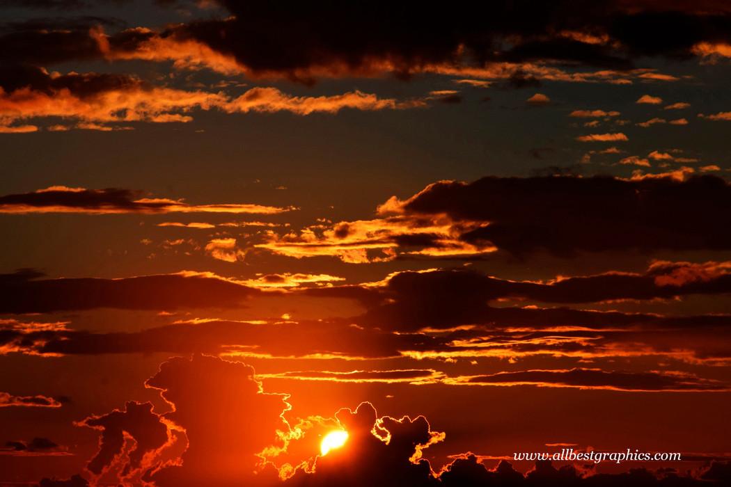 Amazing spectacular sunset overlay | Ps Photo Overlays
