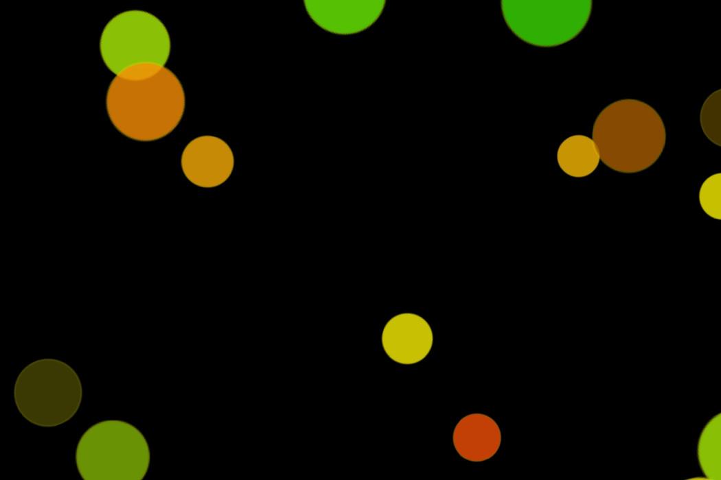 Gorgeous Holiday Light Bokeh Background on black background | Freebies
