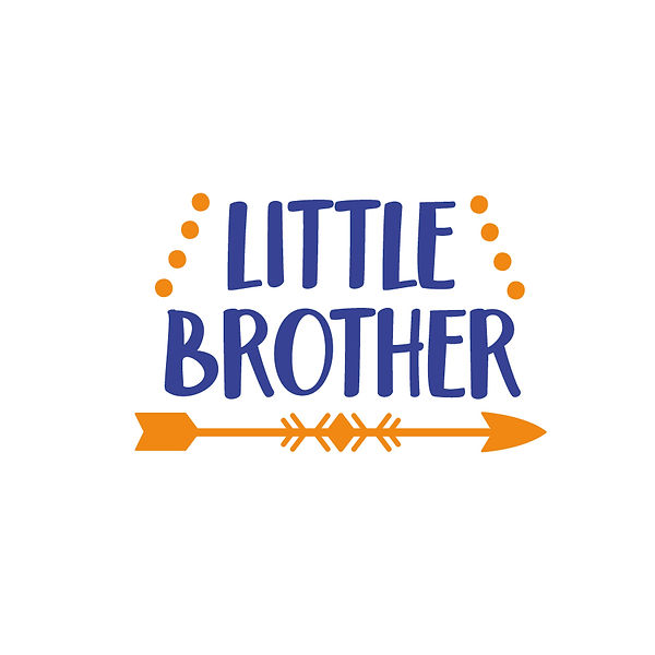 Little brother arrow Png | Free Printable Slay & Silly Quotes T- Shirt Design in Png
