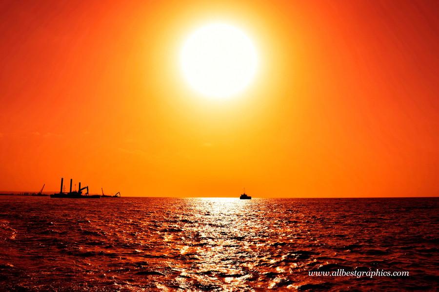 Beautiful dramatic sunset overlay | Ps Photo Overlays