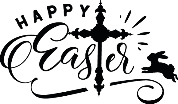 Happy Easter | Best Easter and Bunny Quotes & Signs Cut files in Svg Dxf Eps