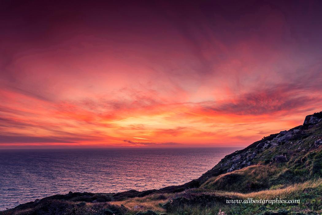 Lovely spectacular sunset overlay   Ps Photo Overlays