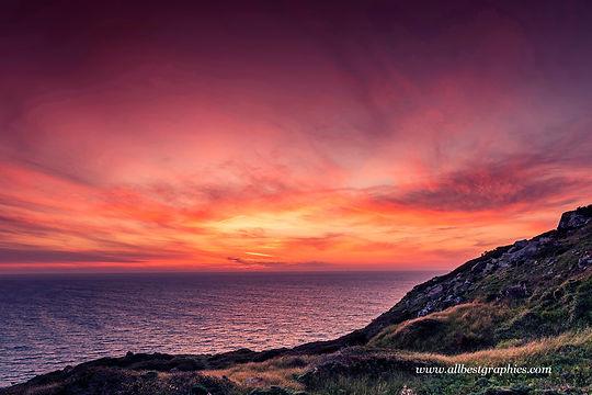 Lovely spectacular sunset overlay | Ps Photo Overlays