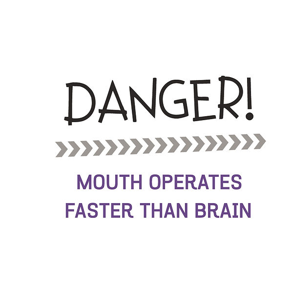 Danger mouth Png | Free Printable Sassy Quotes T- Shirt Design in Png
