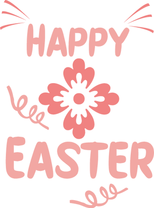 Happy Easter | Happy Easter and Bunny Quotes & Signs Cut files in Dxf Svg Eps