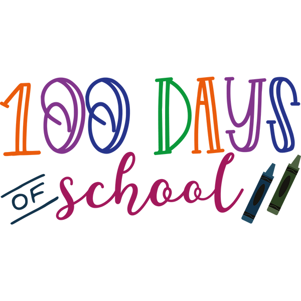 100 Days of school set 2 | Funny Quotes for T- Shirt Design