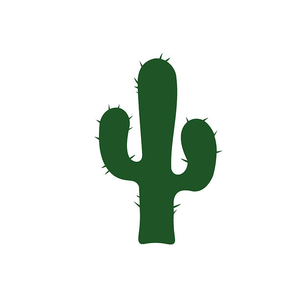 Cactus | Free download Iron on Transfer Cool Quotes T- Shirt Design in Png