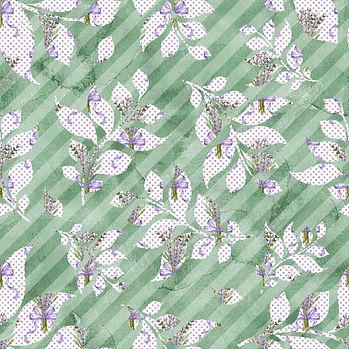 Luxury watercolor digital paper with pink flowers   Scrapbook Paper