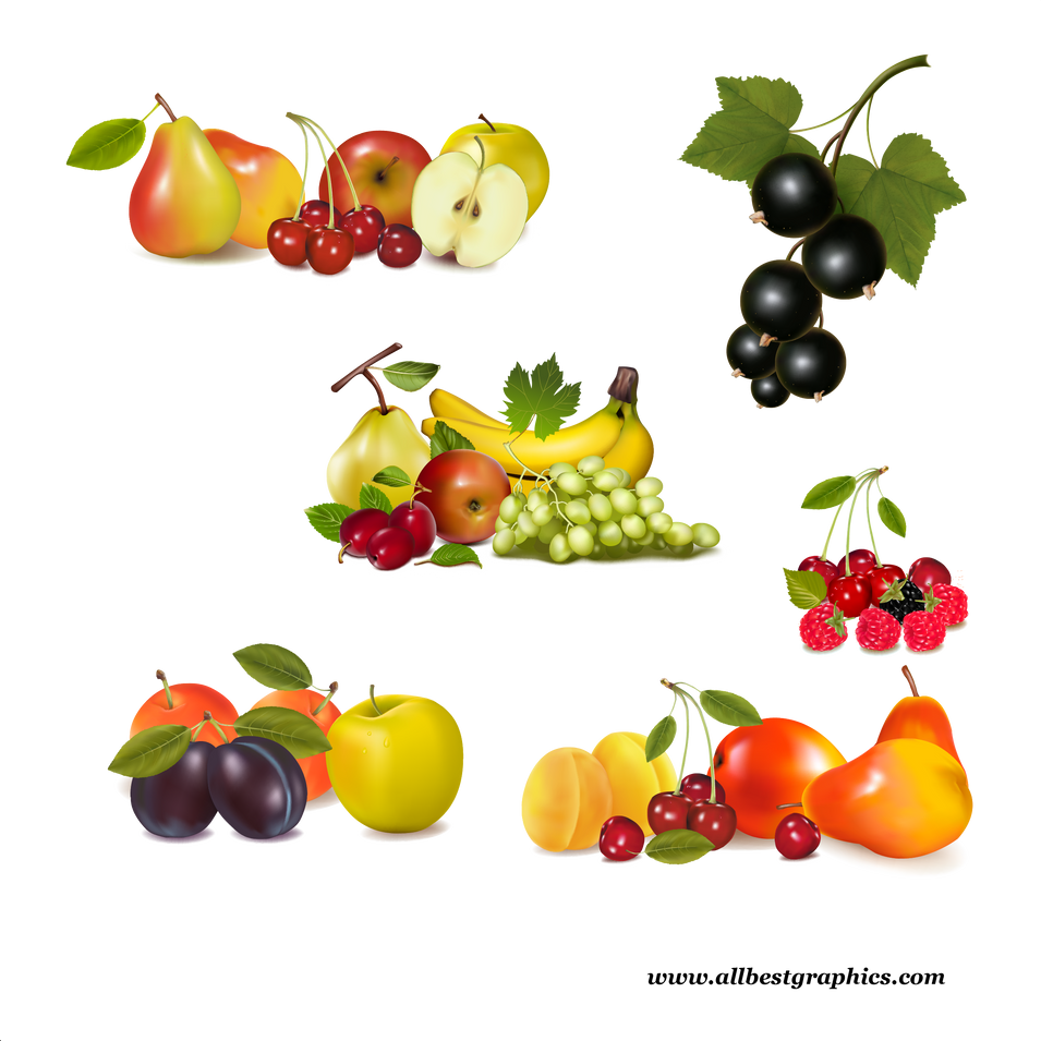 Awesome Exotic & Mixed Fresh Farm Fruits and Vegetables | Food clipart png free download