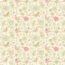 Vintage floral digital paper with peonies | Party Digital Paper