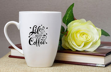 Life begins after coffee vol.2 | Coffee mug Funny Quotes Svg Eps Dxf Png