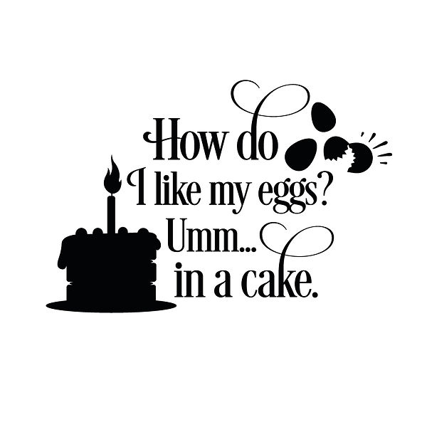 How do i like my eggs Png | Free download Printable Funny Quotes T- Shirt Design in Png