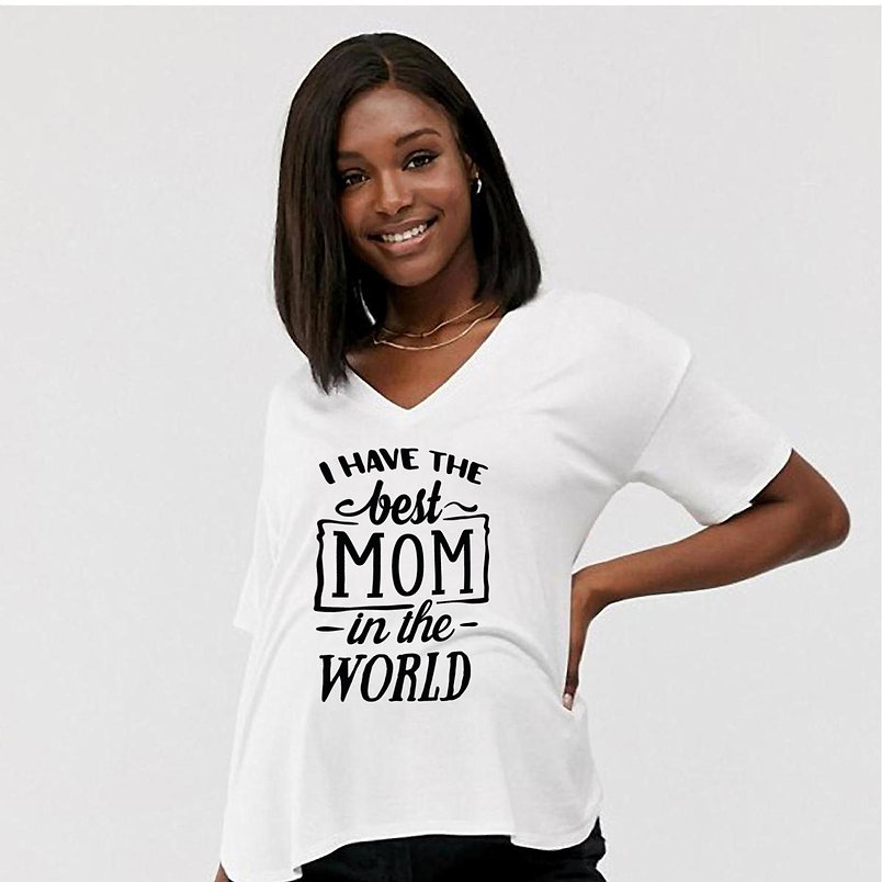 I Have the Best Mom | Brainy Mom Quotes & SignsCut files inDxf Eps Svg