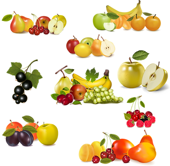 Gorgeous Natural & Different Fresh Farm Fruits and Vegetables | Food clipart png free download