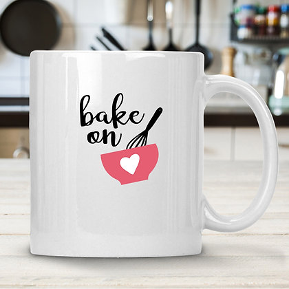 Bake On | Sassy Kitchen Signs for Cricut and Silhouette Cameo