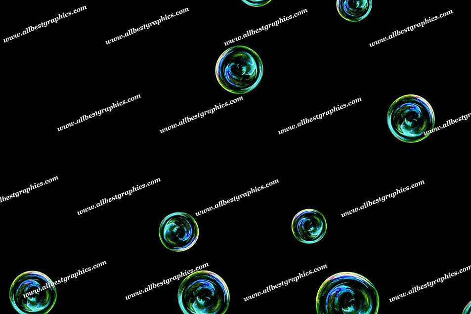 Gorgeous Air Bubble Overlays | Fantastic Photoshop Overlays on Black