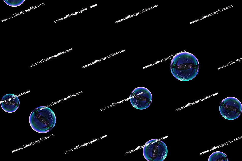 Awesome Baby Bubble Overlays | Unbelievable Overlays for Photoshop on Black