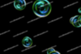 Awesome Realistic Bubble Overlays | Fantastic Photo Overlays on Black