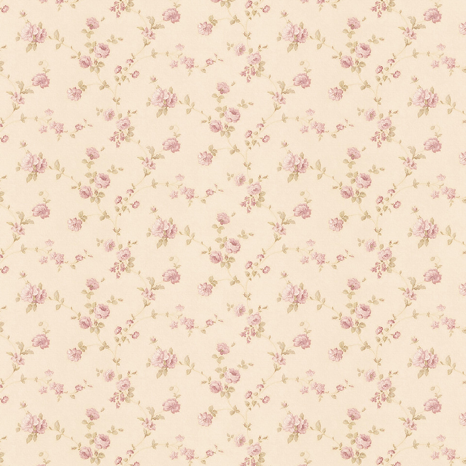Shabby chic floral digital paper with roses | Partterned Digital Paper