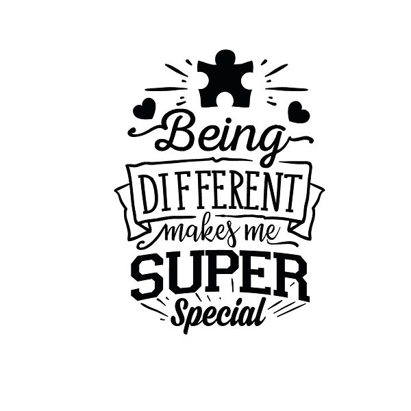 Being different makes me super   Free Iron on Transfer Slay & Silly Quotes T- Shirt Design in Png