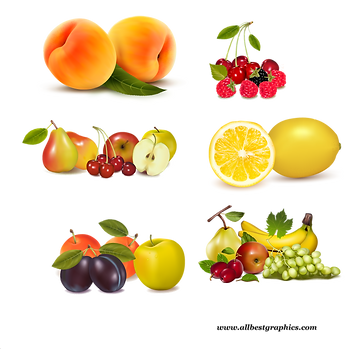 Beautiful Different & Ripe Fresh Farm Fruits and Vegetables | Food clipart png free download