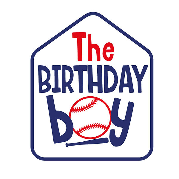 Birthday boy baseball | Free Printable Sassy Quotes T- Shirt Design in Png