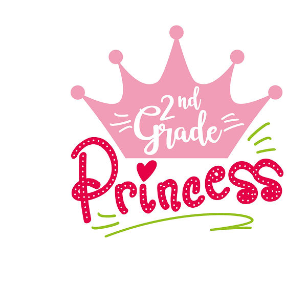 Princess grade 2nd Png   Free download Printable Cool Quotes T- Shirt Design in Png