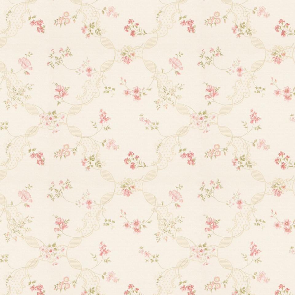 Spring floral digital paper with roses | Invitation Digital Paper