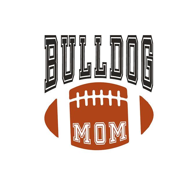 Bulldog mom | Free Printable Sarcastic Quotes T- Shirt Design in Png