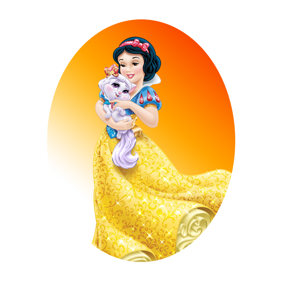 Snow White and the Seven Dwarfs | Disney characters png clip art - size 1500x1500 transparent background