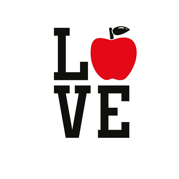 Love apple Png   Free download Iron on Transfer Sassy Quotes T- Shirt Design in Png