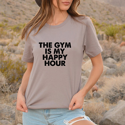 The gum is my happy hour | T-shirt Quotes for Silhouette Cameo and Cricut