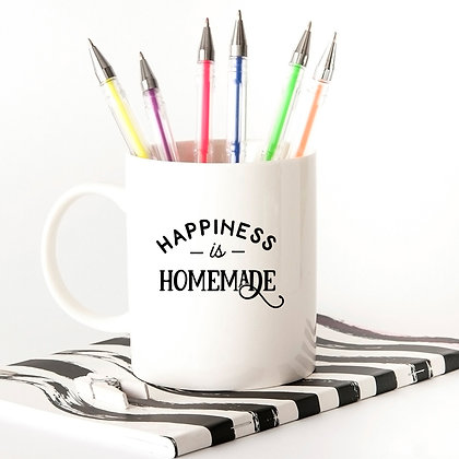 Happiness is Homemade | Kitchen Signs for Silhouette Cameo and Cricut