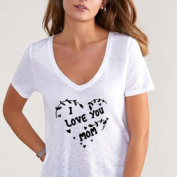 I Love You Mom   Cool Mom Quotes & Signs in Eps Svg Png Dxf
