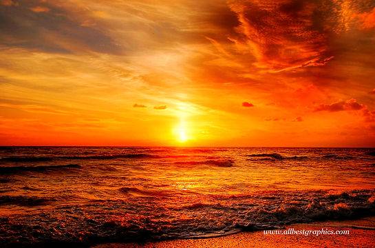 Pretty twilight sunset overlay | Photoshop overlays