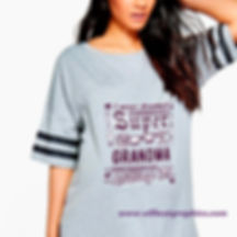 I Would be a Super Cool Grandma | Slay and Silly T-shirt Quotes & Signs