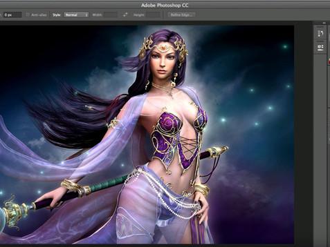Photoshop CC tutorial   Customizing the interface in Photoshop