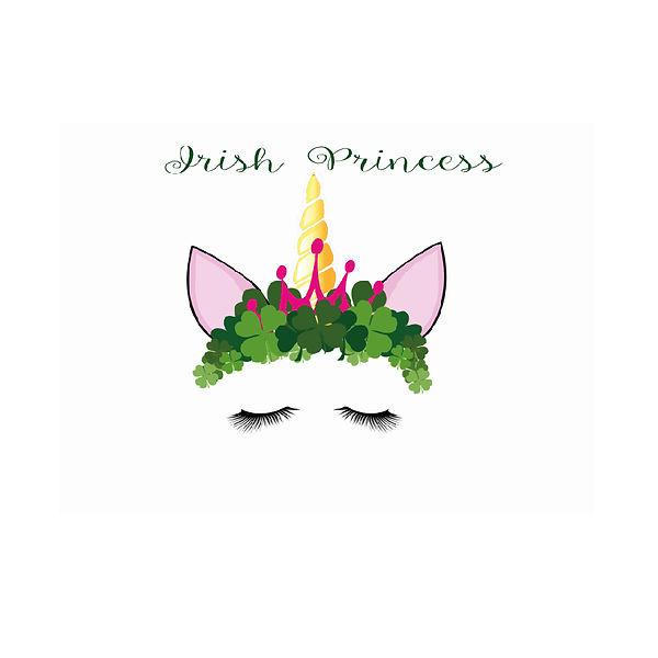 Irish princess Png | Free download Printable Cool Quotes T- Shirt Design in Png