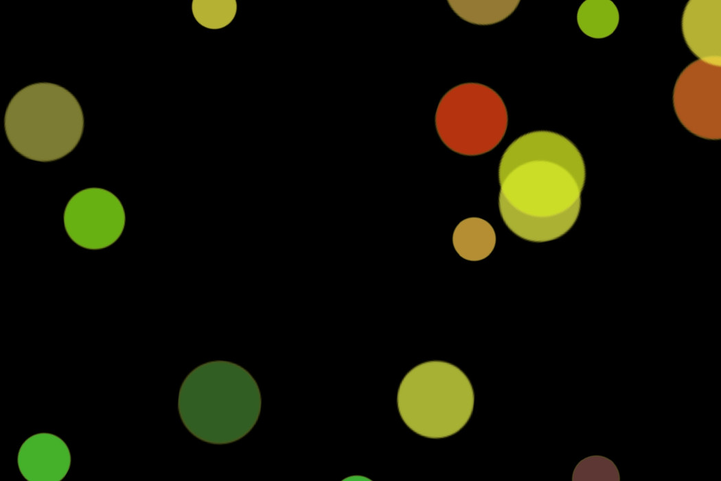 Realistic Party Light Bokeh Effect on black background | Freebies