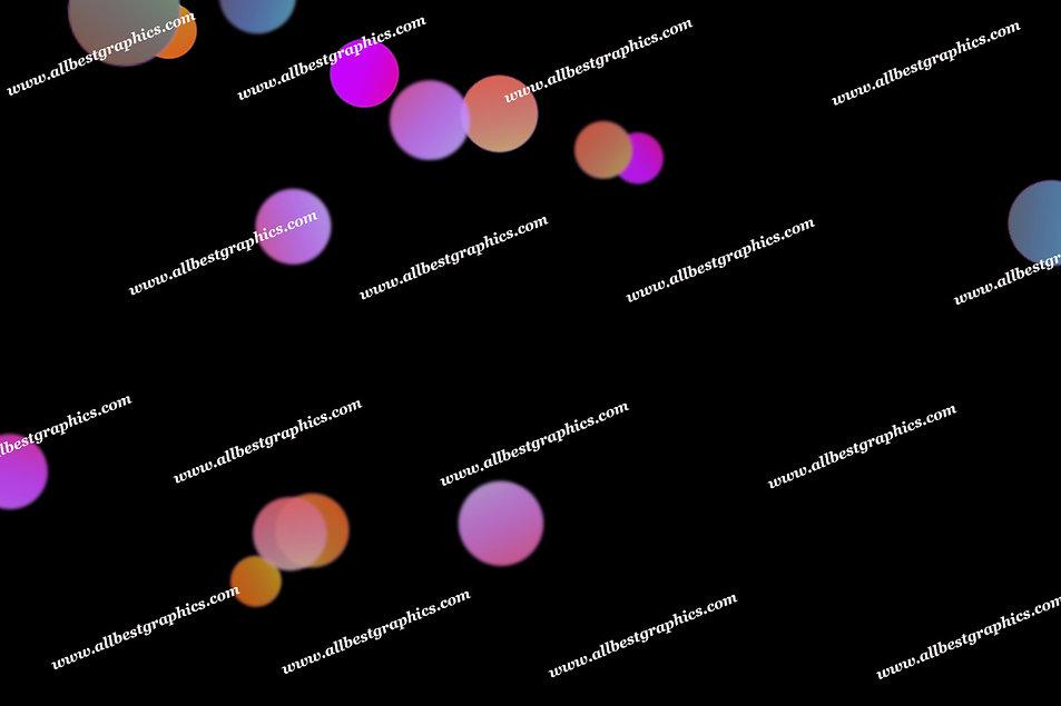 Delightful Christmas Lights Bokeh Overlays | Fantastic Overlays for Photoshop