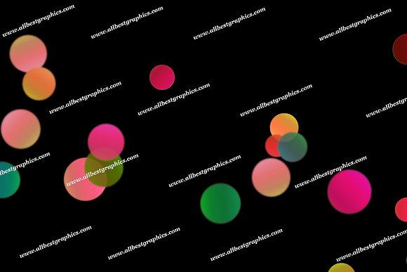 Awesome Christmas Lights Bokeh Effect | Incredible Overlays for Photoshop