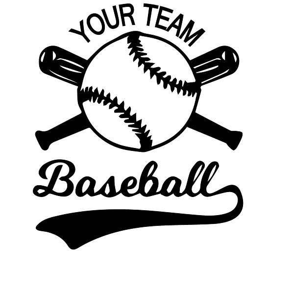 Your team baseball Png | Free download Printable Funny Quotes T- Shirt Design in Png