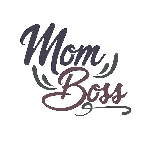 Mom boss Png | Free download Iron on Transfer Cool Quotes T- Shirt Design in Png