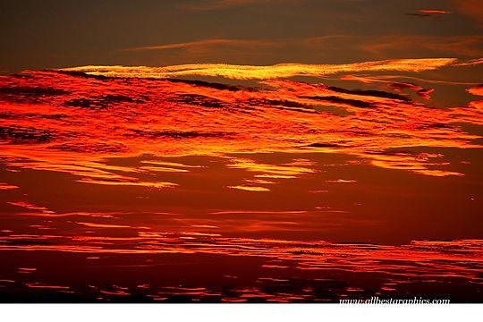 Great dramatic sunset overlay | Photoshop overlays