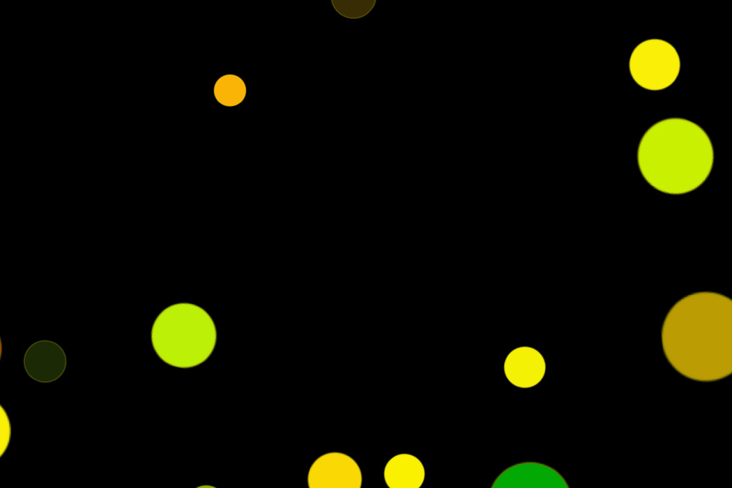 Colorful Christmas Light Bokeh Background on black background | Freebies