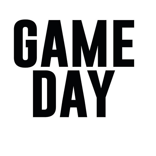 Game day | Free download Printable Funny Quotes T- Shirt Design in Png